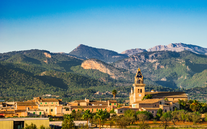 Discovering the central region of Mallorca