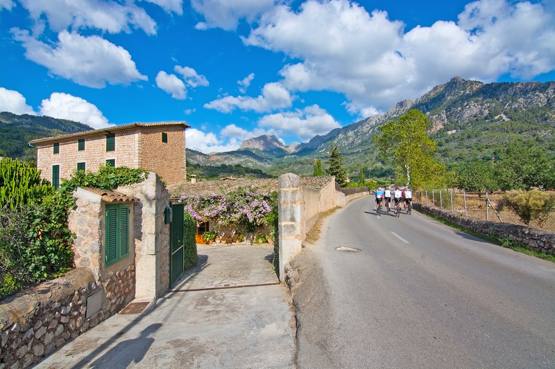 The 5 most beautiful cycling routes in Mallorca
